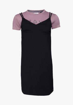 CAMI  - Sukienka z dżerseju - black