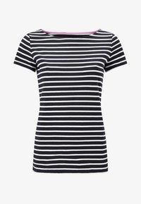 Boden - Print T-shirt - navy/naturweiß - 0