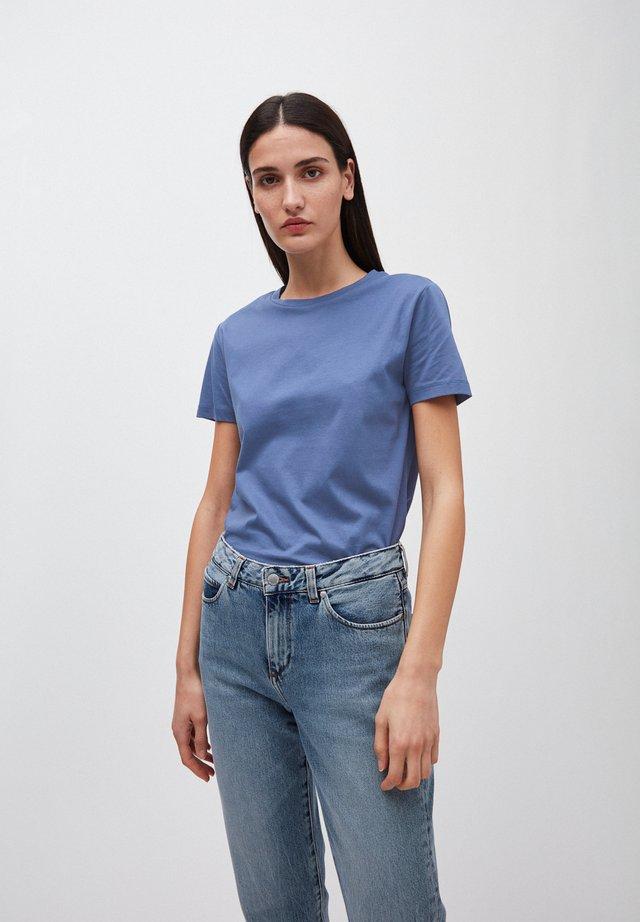 MARAA - Basic T-shirt - blue indigo