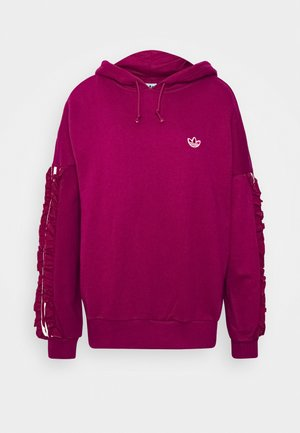 BELLISTA SPORTS INSPIRED HOODED  - Luvtröja - power berry