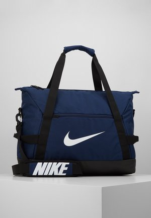 TEAM DUFF  - Bolsa de deporte - midnight navy/black/white