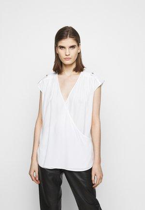 INCROCIATO - Print T-shirt - star white