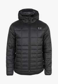 Under Armour - INSULATED HOODED - Winter jacket - black - 0