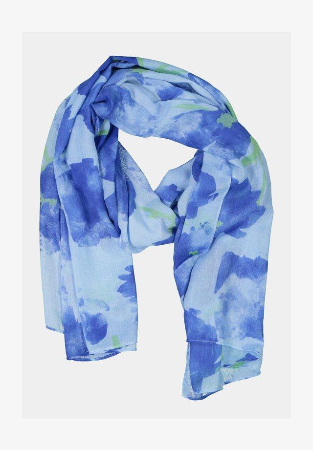 Sjaal - lichtblau