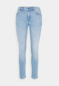 edc by Esprit - Slim fit jeans - blue light wash - 0