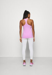 Nike Performance - TANK ALL OVER  - T-shirt sportiva - beyond pink/white - 2