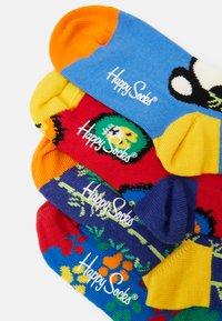 Happy Socks - WILDLIFE UNISEX 4 PACK - Socks - multi-coloured - 1