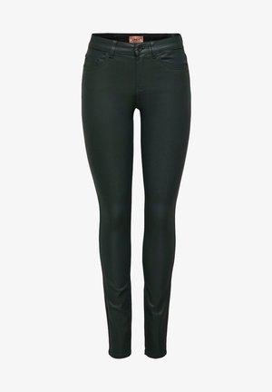 ONLFHUSH MID ANK - Jeans Skinny Fit - rosin
