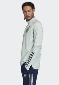 adidas Performance - SPAIN FEF TRAINING SHIRT - National team wear - dash green - 2