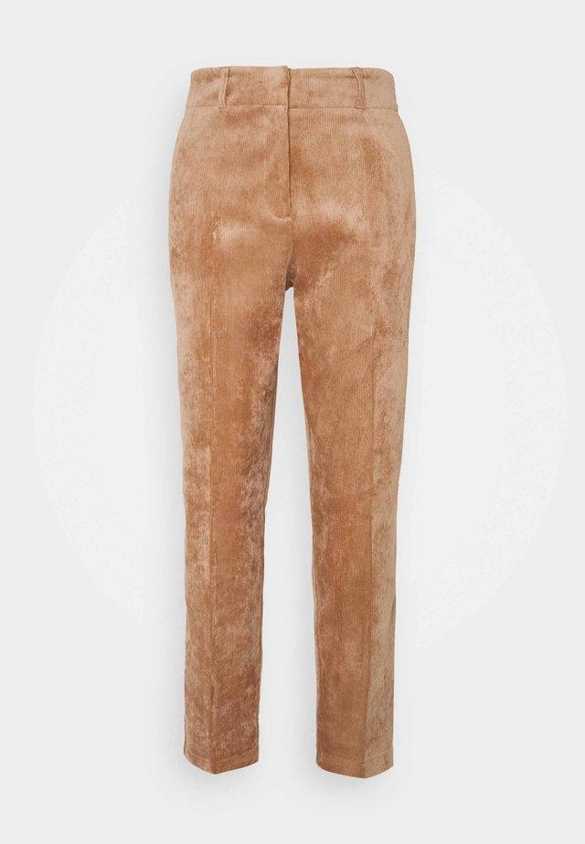 Pantaloni - chocolate
