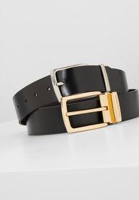 Valentino by Mario Valentino - POMY REVERSIBLE BELT SET - Belt - nero/moro - 5