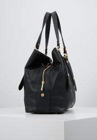 LIU JO - SATCHEL COFFEE MILK - Håndtasker - black - 3