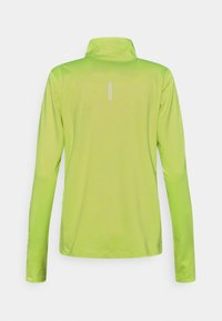 Nike Performance - ELEMENT - Treningsskjorter - volt/barely volt/silver - 1