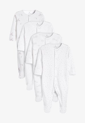 4 PACK  - Pyjamas - white