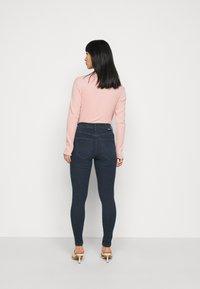 Dr.Denim Petite - PLENTY - Jeans Skinny - plum blue - 2