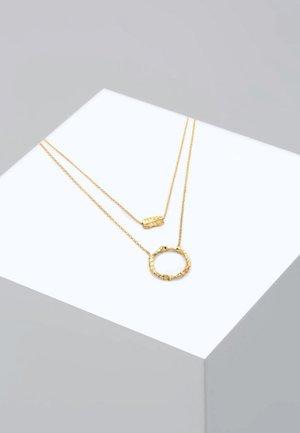 Kaulakoru - gold-coloured