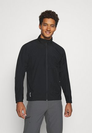 SOLANO JACKET MENS - Giacca outdoor - black