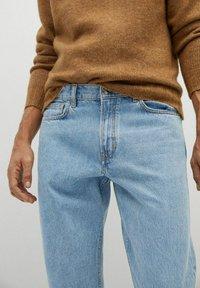 Mango - BEN - Straight leg jeans - hellblau - 3