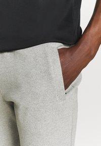 Endurance - MOREL PANTS - Trainingsbroek - mid grey melange - 3