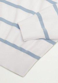 Mango - Sweatshirt - bleu porcelaine - 6
