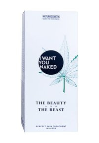 I WANT YOU NAKED - THE BEAUTY & THE BEAST FACE CREAM AND SERUM - Set de soins du visage - - - 1
