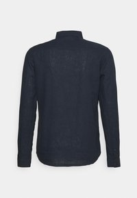 Newport Bay Sailing Club - LEINEN MIX - Zakelijk overhemd - navy - 7
