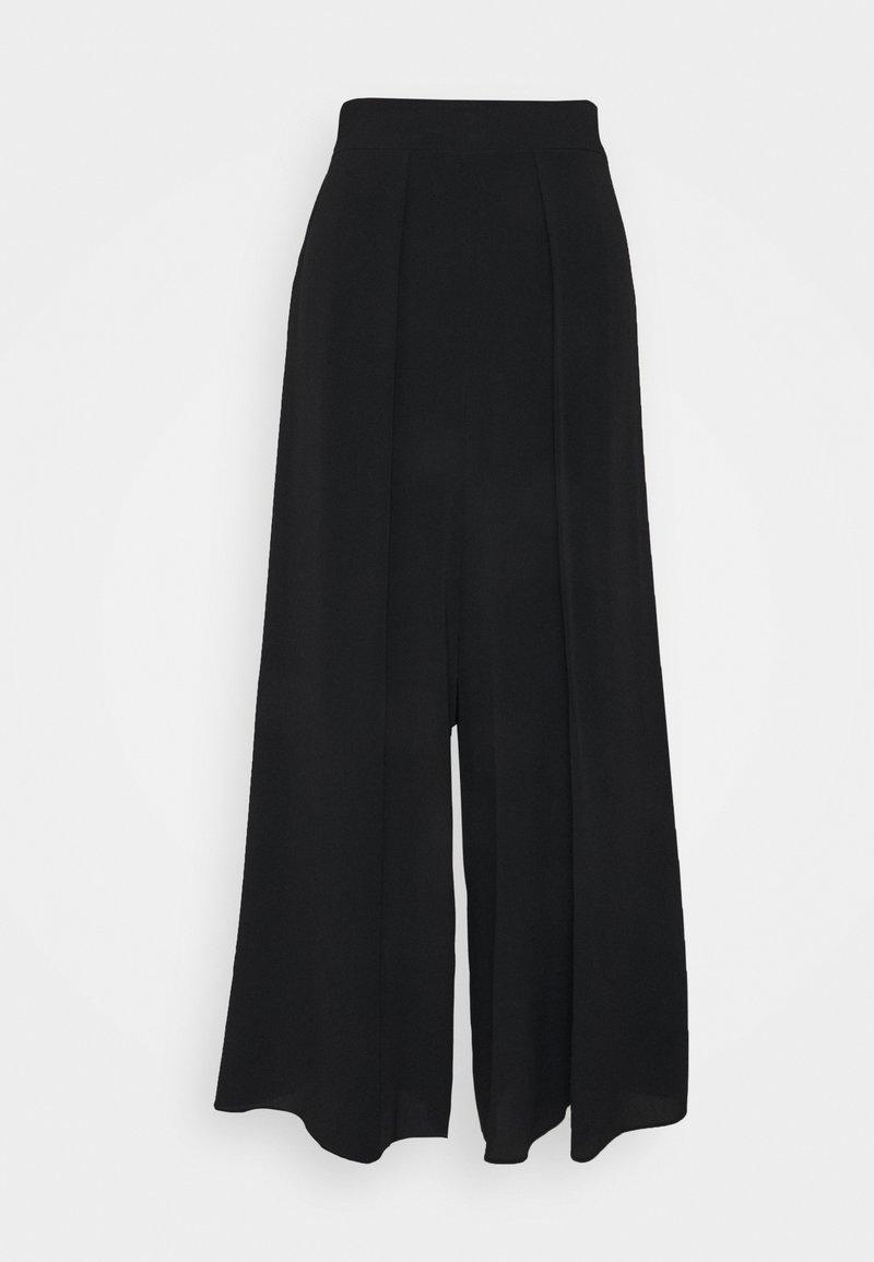 Marella - NERBO - Kalhoty - nero