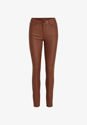 VICOMMIT - Jeans Skinny Fit - tobacco brown