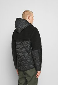 Nike Sportswear - WINTER - Winter jacket - black/pro green - 2