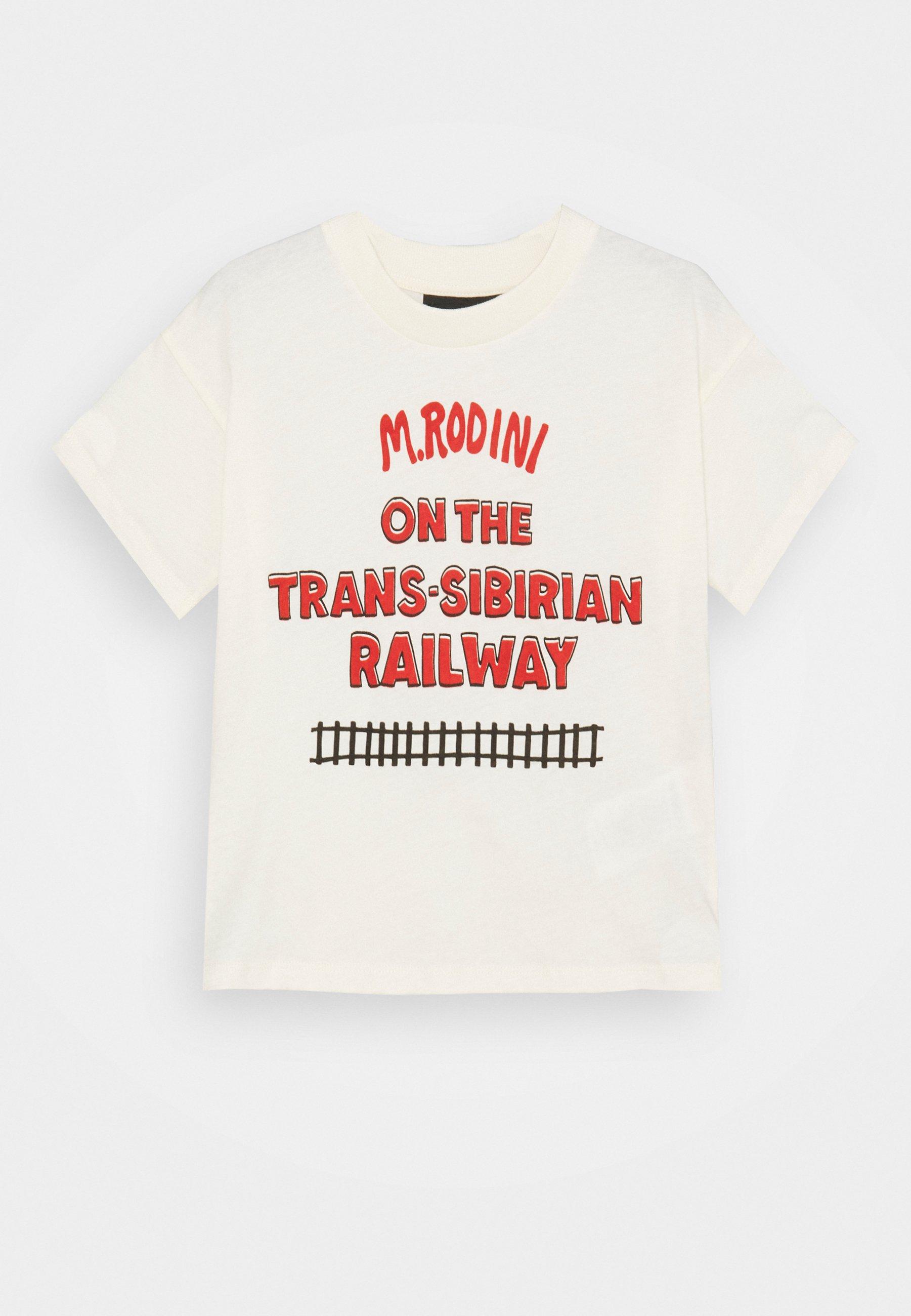Kids TRANSSIBERIAN TEE - Print T-shirt