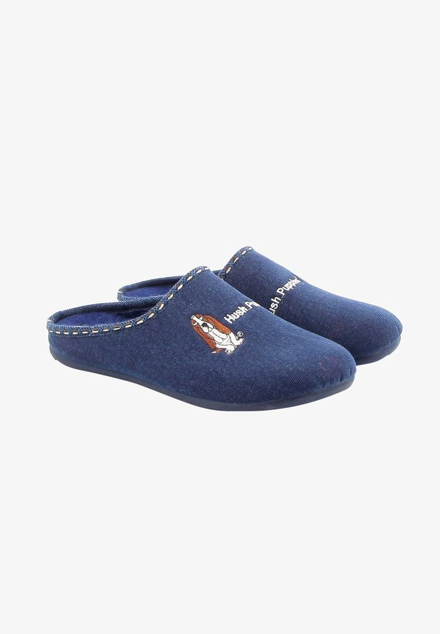 DALIDI - Clogs - blue