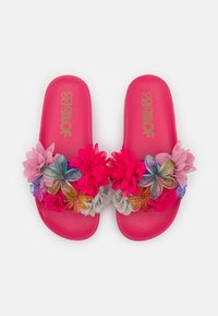 Colors of California - SLIDE FLOWER MIX - Mules - fuchsia - 5