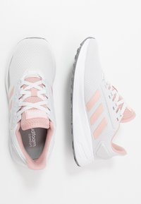 adidas Performance - DURAMO 9 - Juoksukenkä/neutraalit - dash grey/pink spice/footwear white - 1