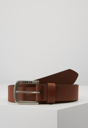 SEINE - Pasek - medium brown