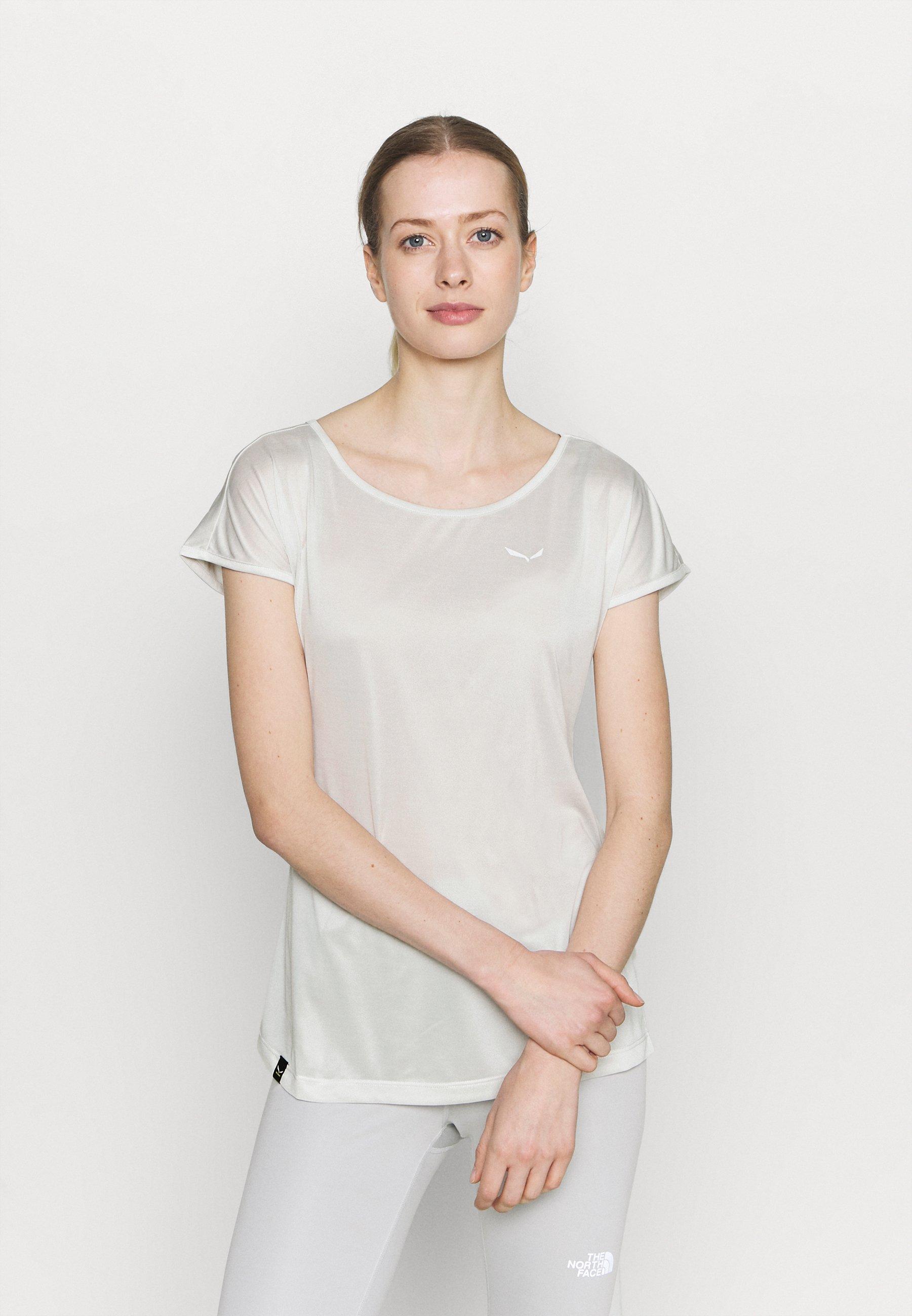 Femme PUEZ DRY TEE - T-shirt basique
