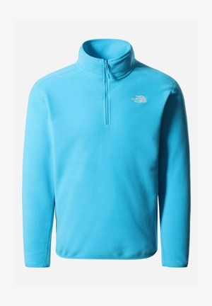 GLACIER - Fleece jumper - meridian blue
