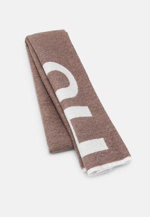 Scarf - light pastel brown