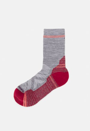WOMENS PERFORMANCE HIKE LIGHT CUSHION CREW - Sports socks - light gray