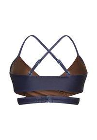boochen - ARPOADOR - Bikini top - dark blue - 6