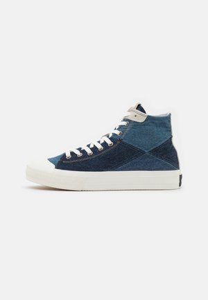 REBEL  - High-top trainers - denim