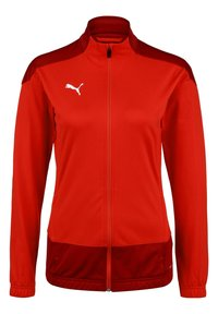 Puma - TEAMGOAL 23 TRAININGSJACKE DAMEN - Sports jacket - red/chilli pepper - 0