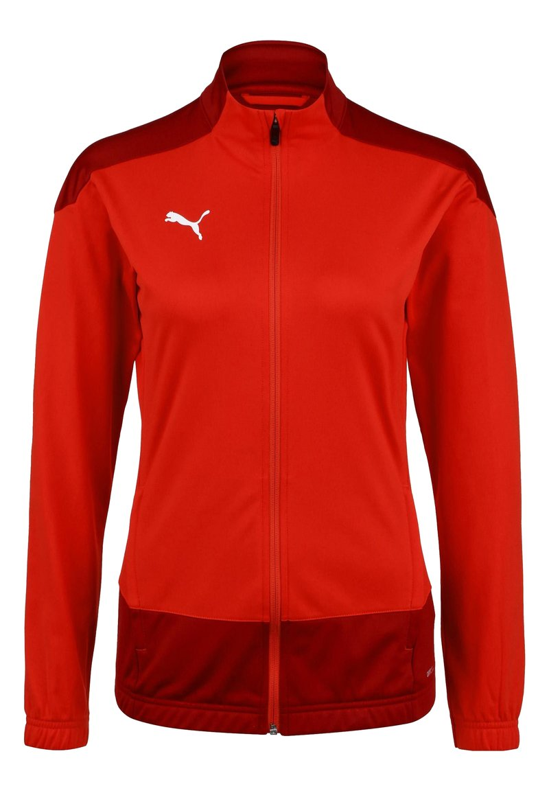 Puma - TEAMGOAL 23 TRAININGSJACKE DAMEN - Sports jacket - red/chilli pepper