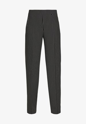 HEDIRE - Trousers - black