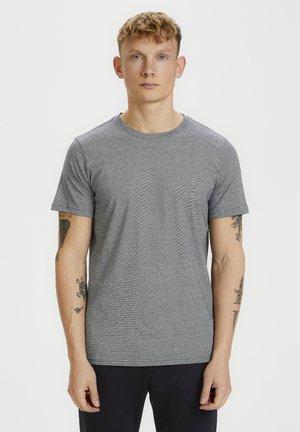 JERMANE - T-shirt print - dark navy