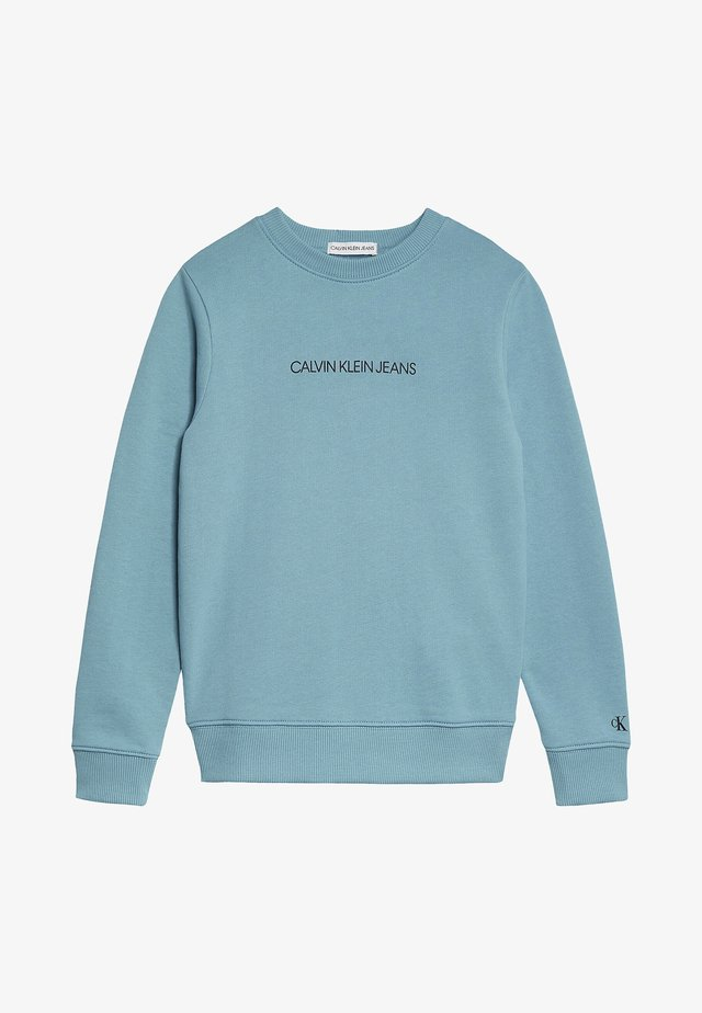 Sweatshirt - gem blue