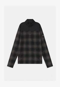 Brunotti - SLOAN BOYS  - Fleece jumper - pine grey - 0