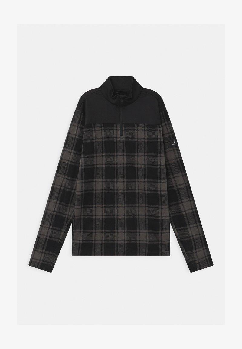 Brunotti - SLOAN BOYS  - Fleece jumper - pine grey