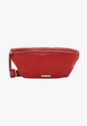FRANZY - Bum bag - red