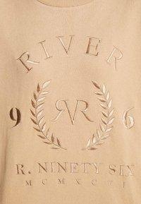 River Island - Sweatshirt - camel - 5