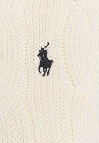 Polo Ralph Lauren - LONG SLEEVE - Jumper - croquet cream - 2
